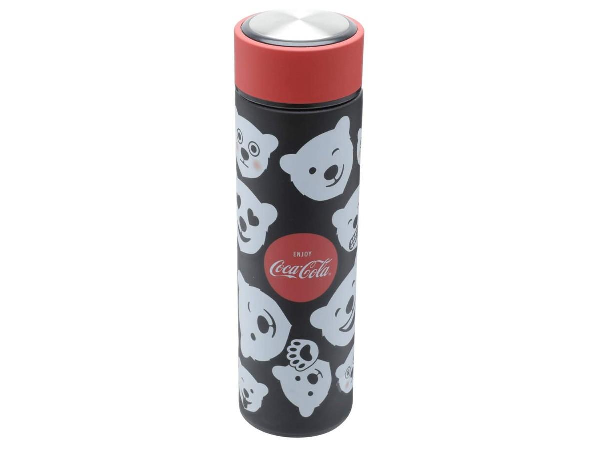 Garrafa térmica em Inox com Rubber Touch Wb Coca-cola - 500 ml