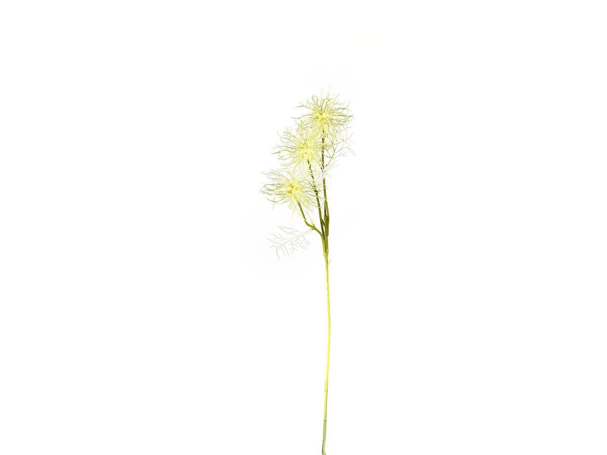 Haste Flor Capim Do Mato X3 66Cm