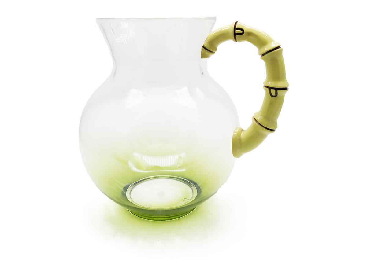 Jarra De Acrílico Verde - 3 litros