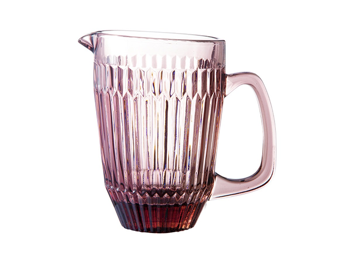 Jarra em vidro roxo Bretagne - 1,6 L