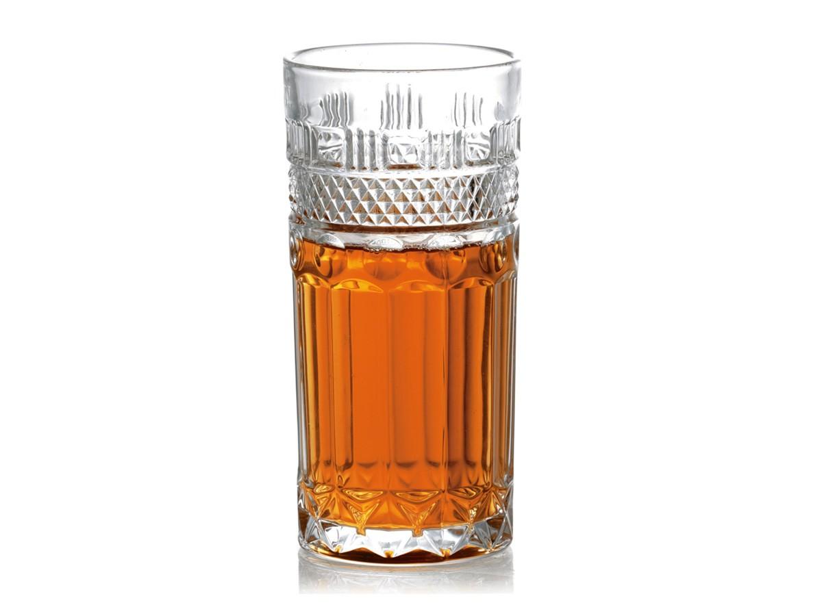 Jogo de 06 copos Clássica alto em cristal ecológico L'Hermitage - 350 ml