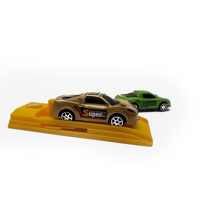 Lançador De Carros Kit Com 10 Un