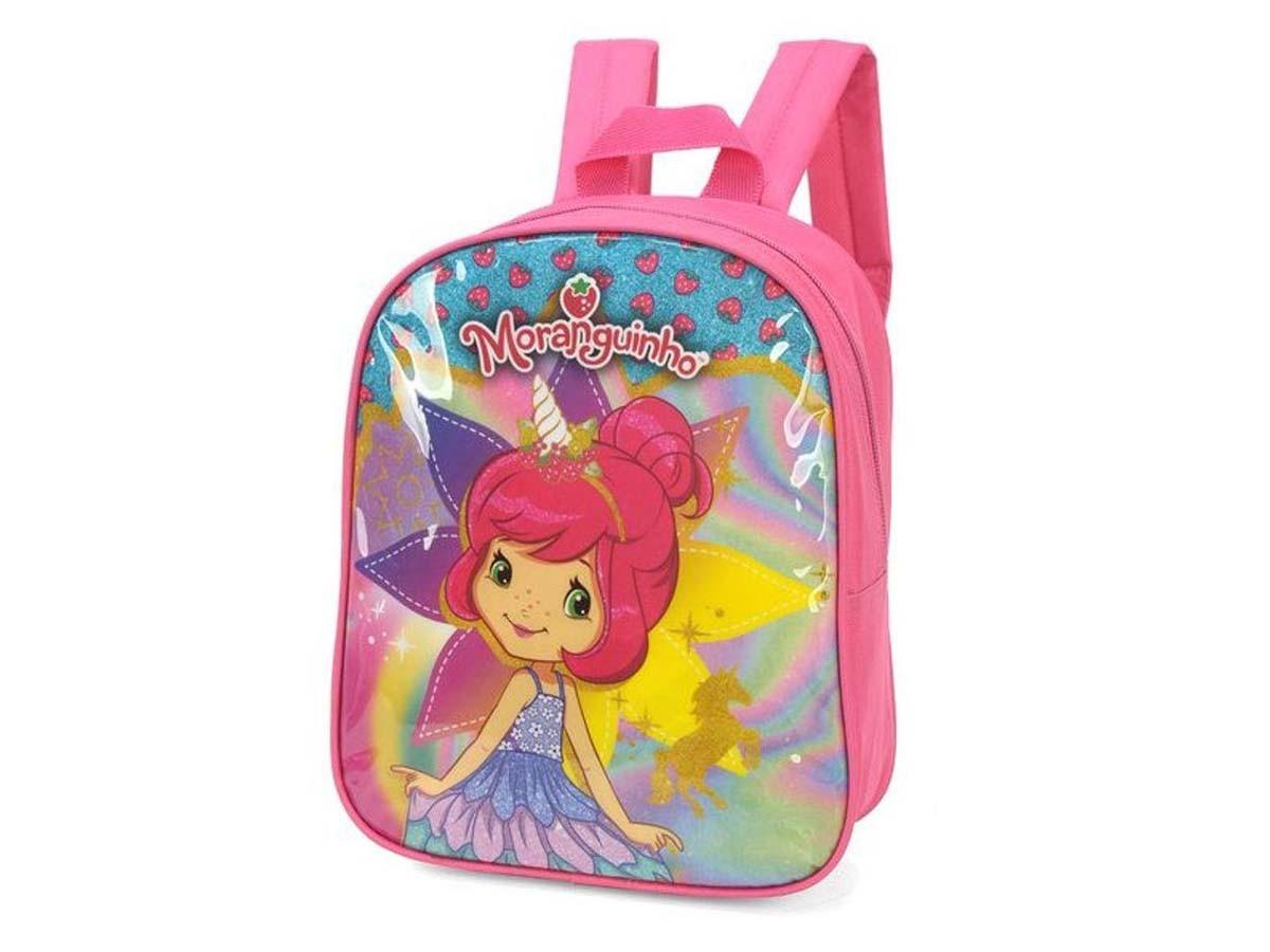 Mini mochila escolar infantil YP4YOU - Moranguinho Fada