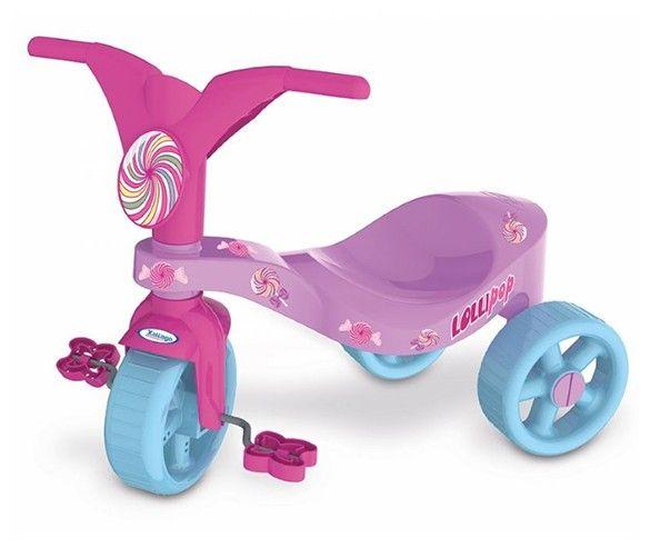 Mini Triciclo Infantil Lollo Pop Xalingo