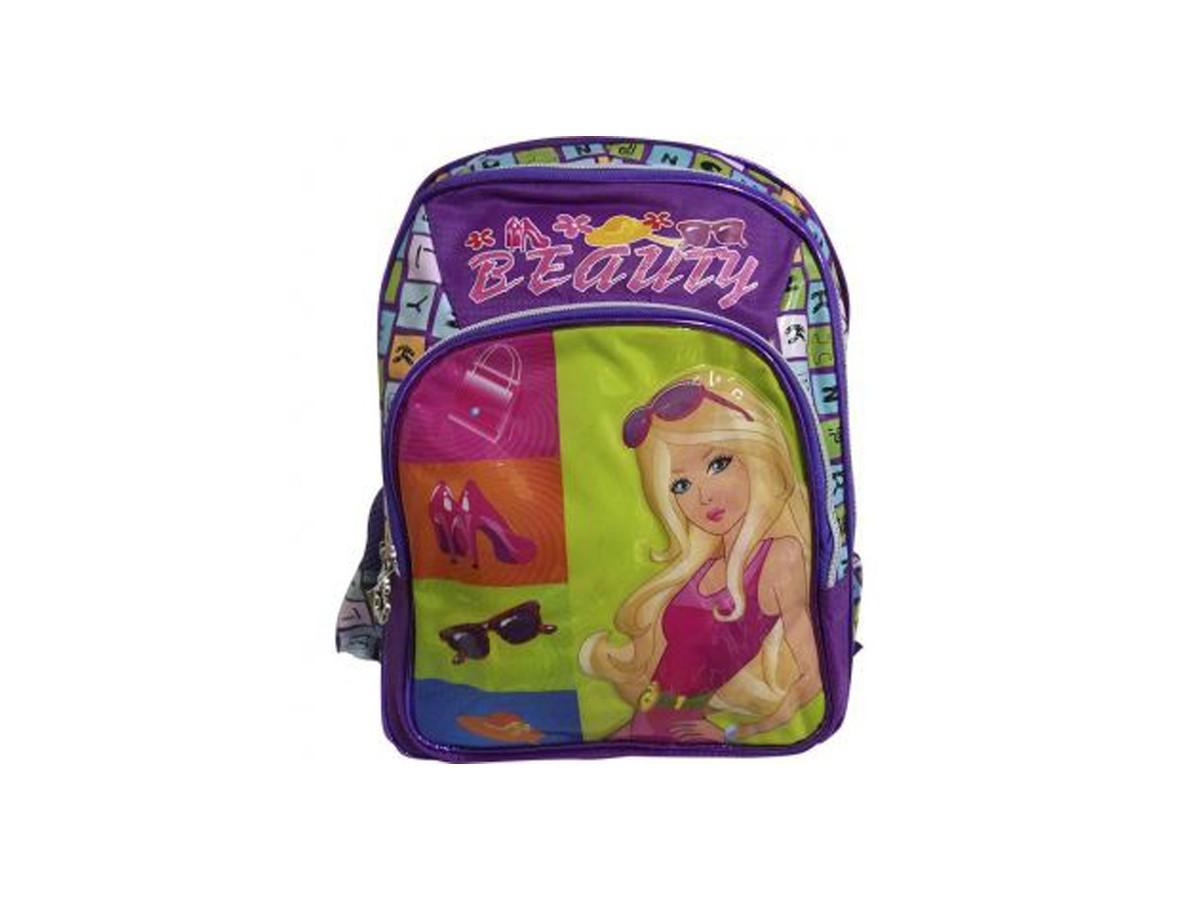 Mochila Escolar Infantil Beauty(M)