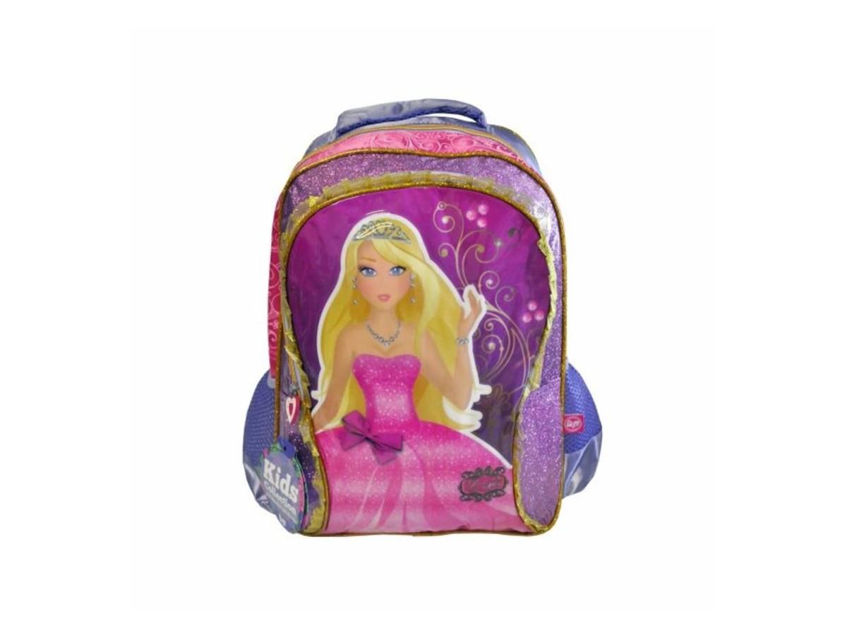 Mochila Escolar Infantil Princesa Allury(G)