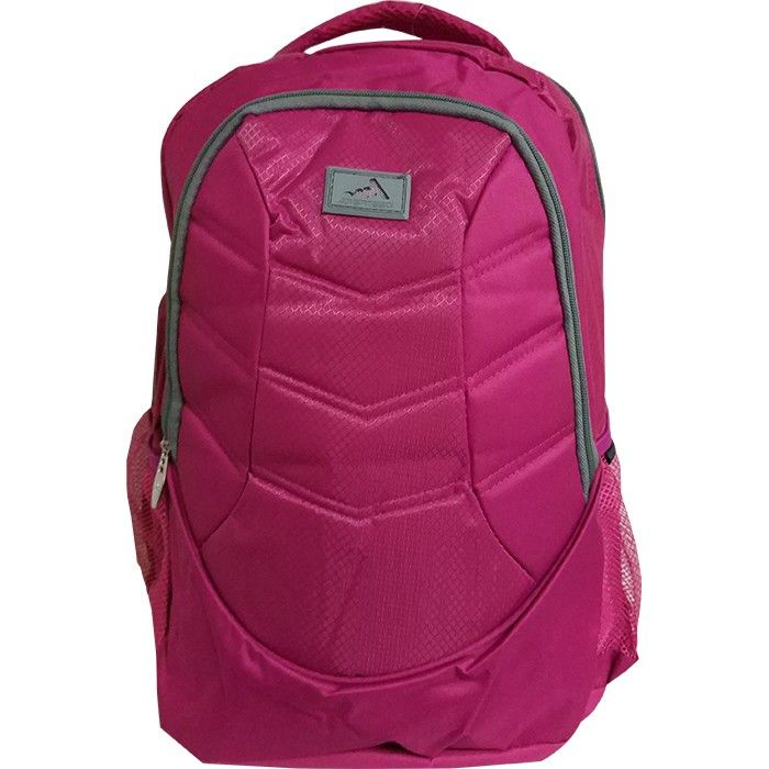 Mochila Juvenil P/ Laptop Adventteam Pink