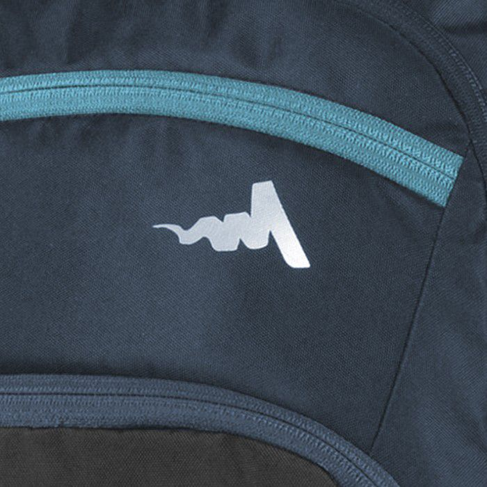 Mochila Laptop Nylon Adventteam Azul