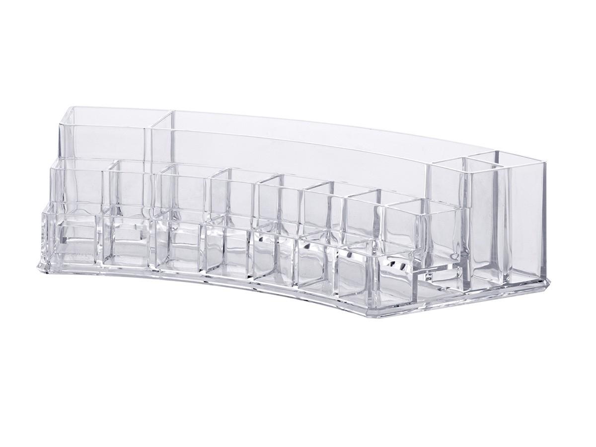 Organizador de cosméticos - 28 x 11,6 x 6,5 cm