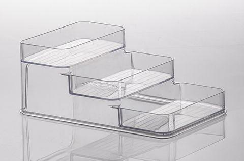 Organizador Diamond Triplo 26 X 16 X 10Cm