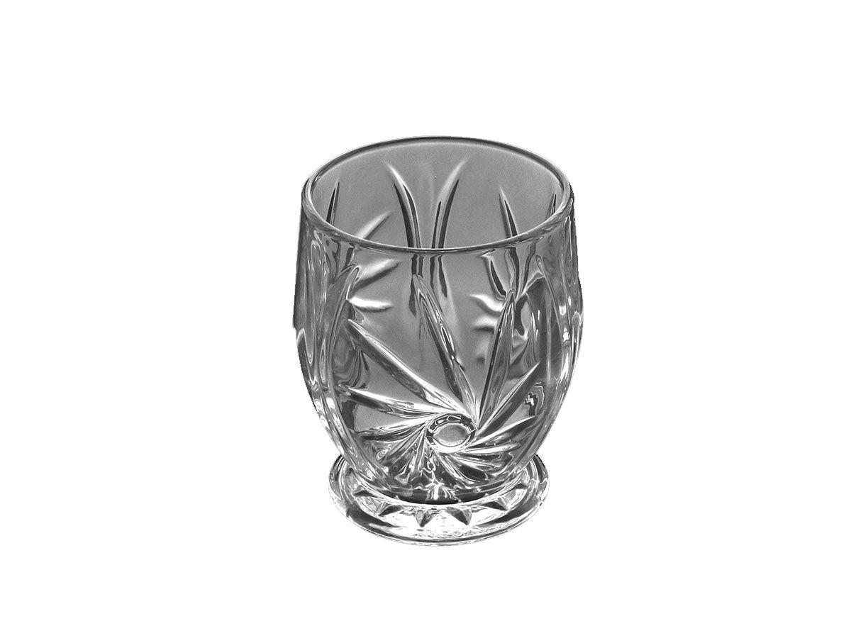 Porta Talheres em Cristal Prima - 10,5 x 13cm