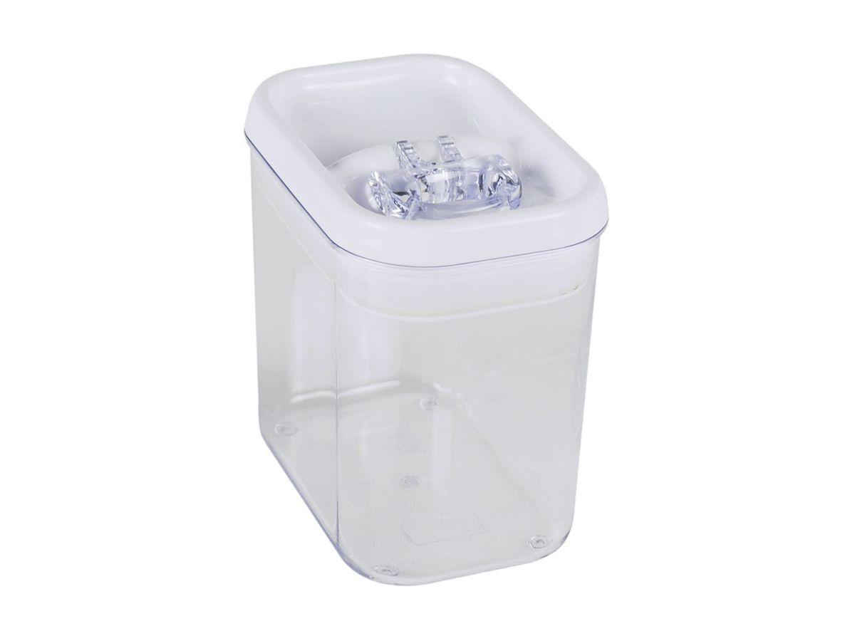 Pote Plastico Hermetico Mantimentos 1,7L