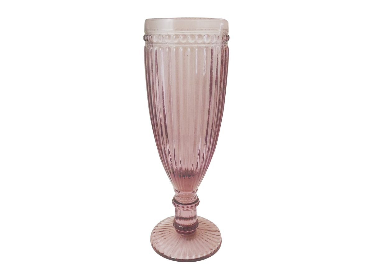 Taça para Champagne de Vidro 180 ml