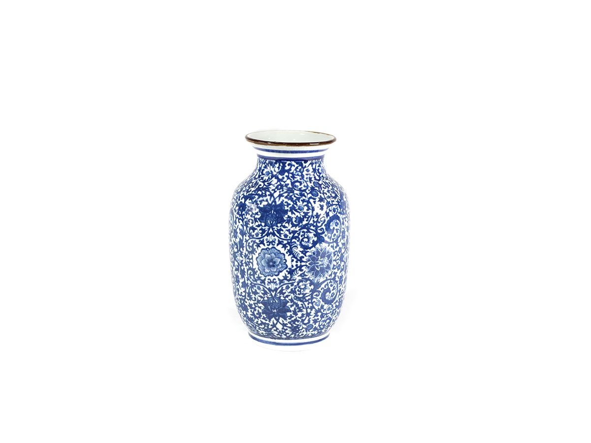 Vaso decorativo Cerâmica Portuguesa - 19cm