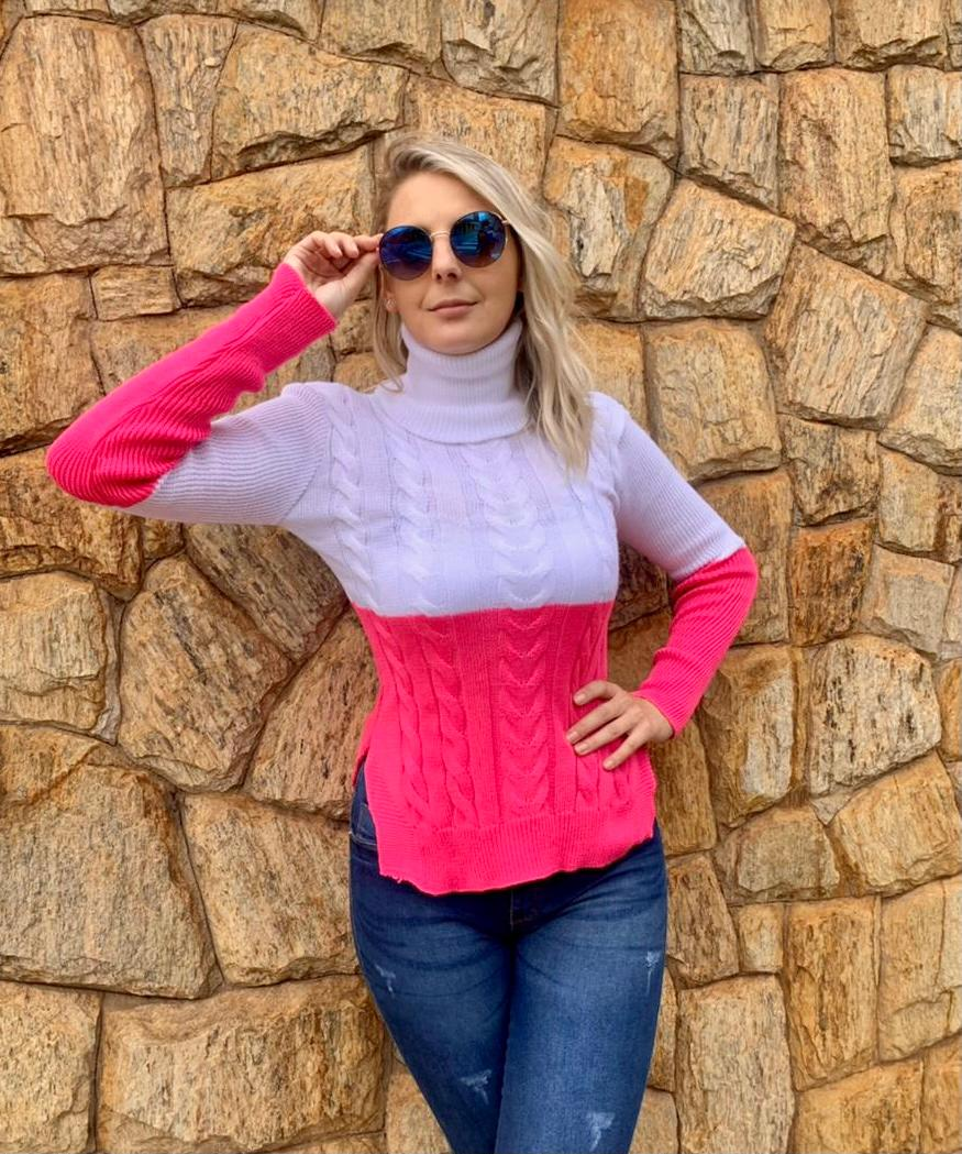 Blusa tricot Mariana