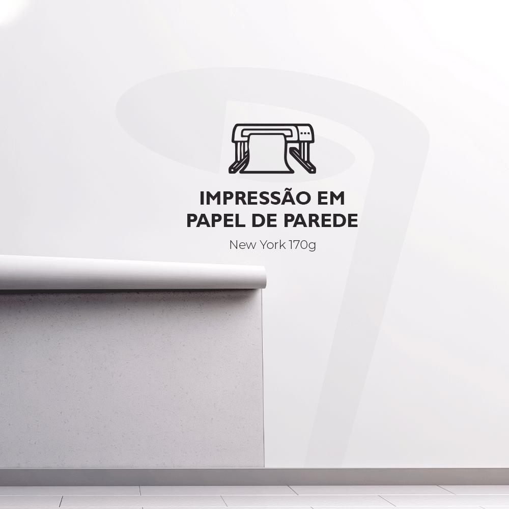 SERVIÇO DE IMPRESSÃO EM PAPEL DE PAREDE
