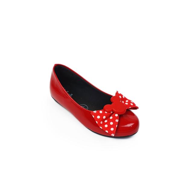 Sapatilha Disney Minnie Vermelha