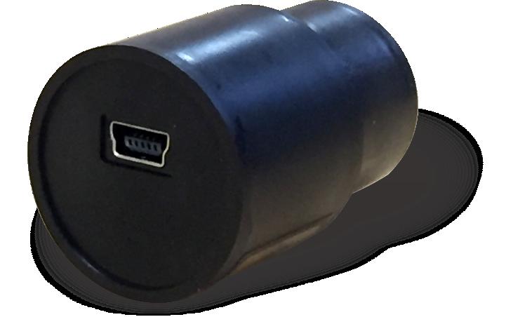 DEM 310 - Câmera Digital Simples USB 3,1 MP