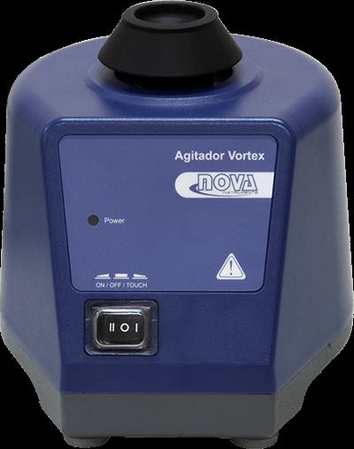 NI 1058 - Agitador de Tubos Vortex - Velocidade Fixa