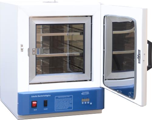 NI 1526i - Estufa de Cultura Bacteriológica 280 Litros Inox