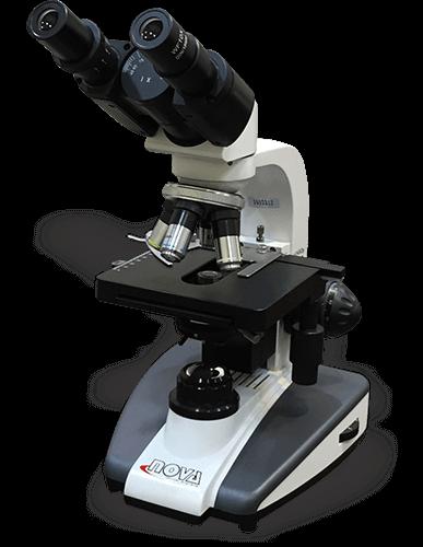 Nova 136 - Microscópio Biológico Binocular