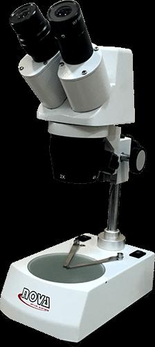 Nova ZTX-T - Microscópio Estereoscópio Trinocular com Zoom