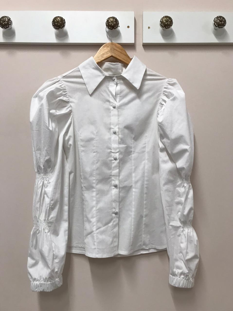 Camisa Tricoline  Bufante