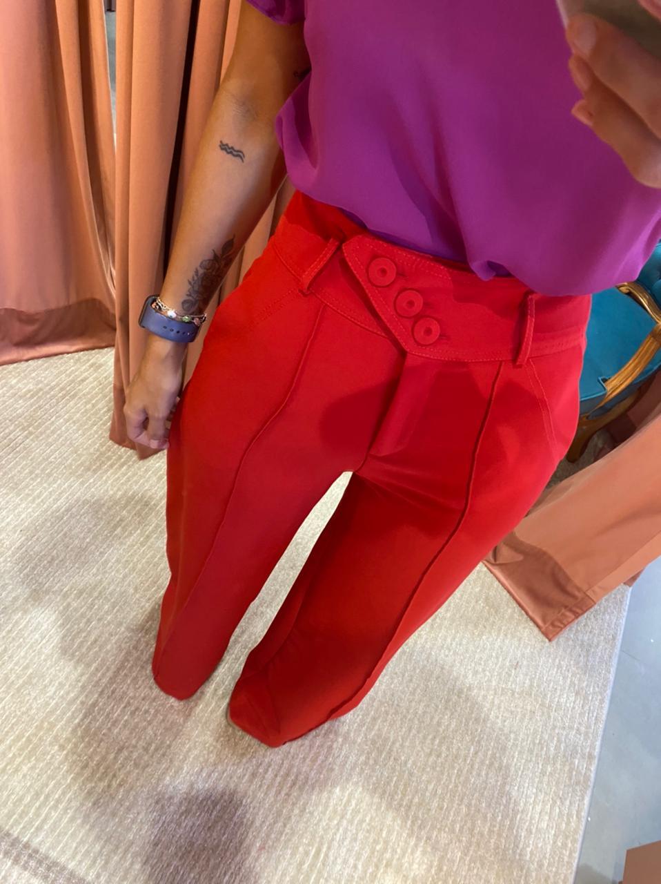 Pantalona Alfaiataria Rubi