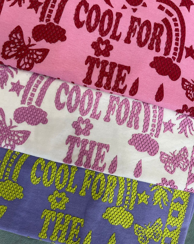 Tee Silk Colors