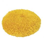 Boina dupla face amarela Buff and Shine