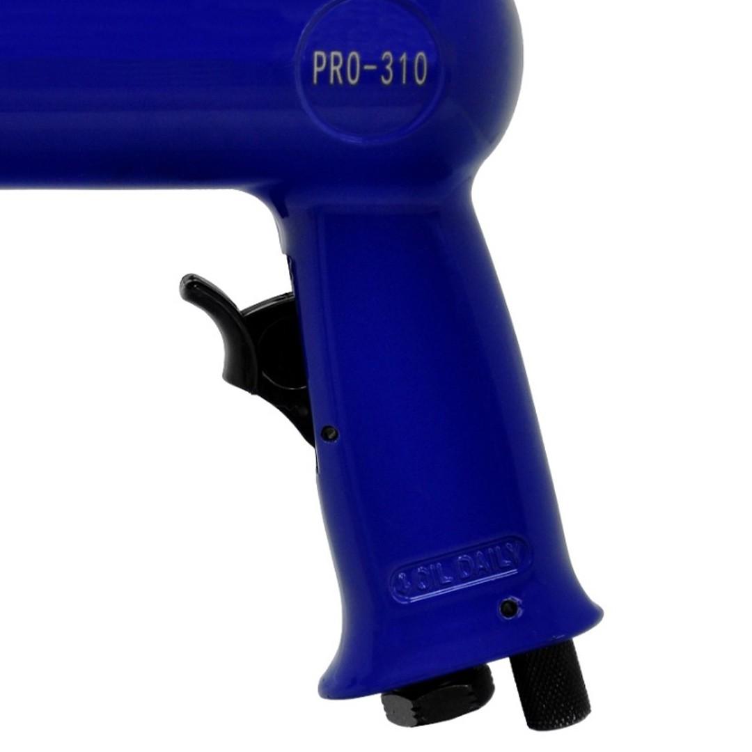 Martelete Pneumático com 3 Ponteiras 3000 bpm PRO-310 PDR