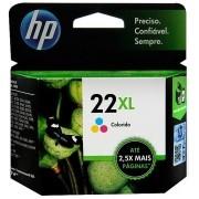 Cartucho HP 22XL Colorido Original