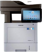 Impressora multifuncional laser Samsung ProXpress SL-M4580FX