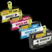 KIT 4 CARTUCHOS COMPATÍVEL COM HP 950 XL 951 XL PARA OFFICEJET 8100 OFFICEJET 8600W