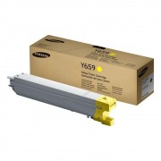 Toner Original Samsung CLT-Y659S Y659 Amarelo CLX-8640 8650
