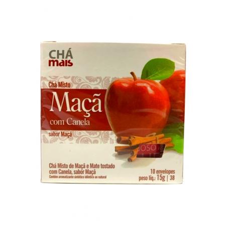 CHA MAIS CHA DE MACA COM CANELA 10P