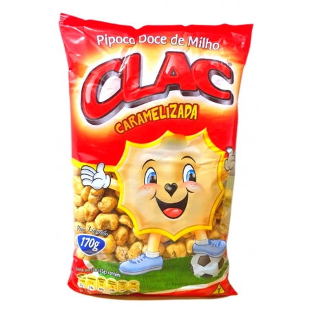 CLAC PIPOCAO 170g