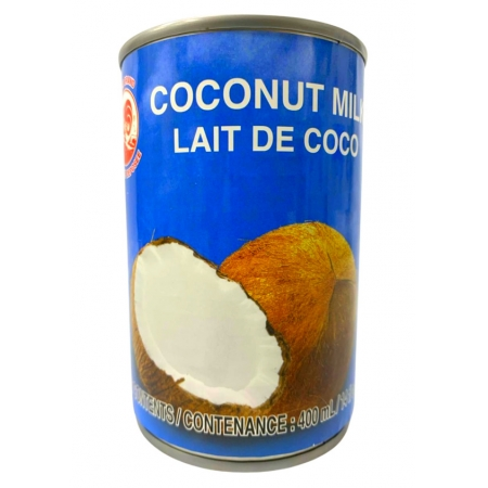 COCK COCONUT MILK 400ml 14 OZ
