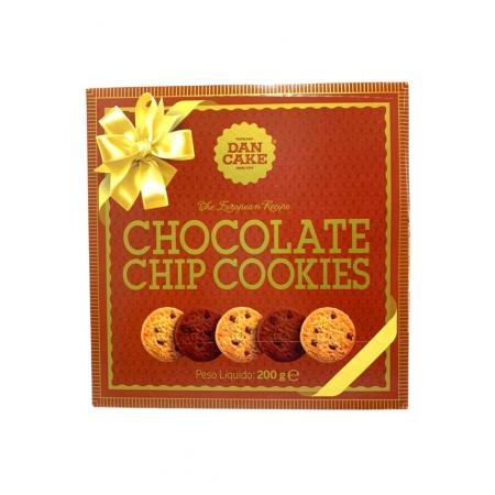 DAN CAKE COOKIES CHOCOLATE CHIP 200g