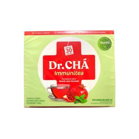 DESINCHA DR CHA IMMUNITEA ROMA C/HORTELA DP/30