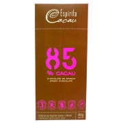 ESPIRITO CACAU CHOCOLATE 85% 80g