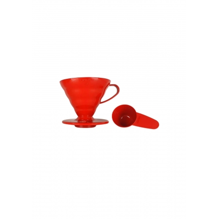 HARIO COADOR DE CAFE V60 02 VD-02 RED