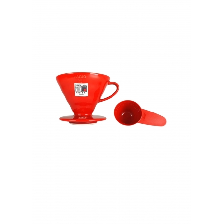 HARIO COADOR DE CAFE V60 02 VDC-02 RED