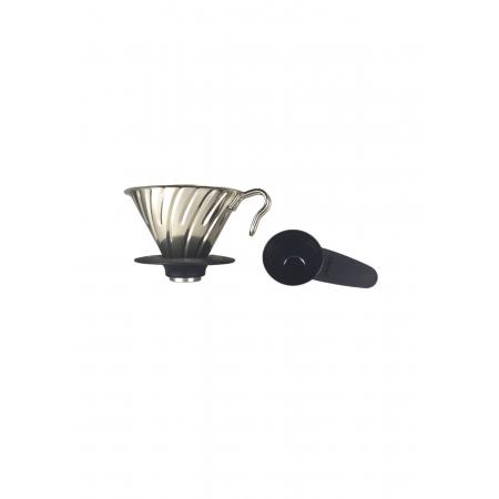 HARIO COADOR DE CAFE V60 02 VDM-02 STAINLESS
