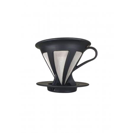 HARIO FILTRO PLASTICO CFOD-02 BLACK 125X125X108