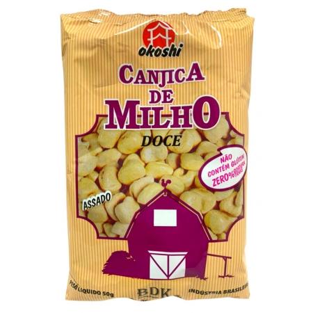 HIKAGE CANJICA COM ACUCAR 50g