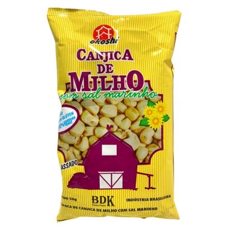 HIKAGE CANJICA COM SAL 50g