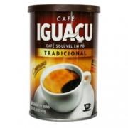 IGUACU CAFE SOLUVEL 100g LATA