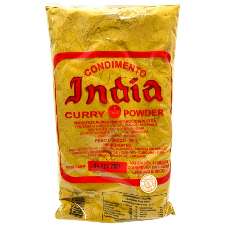 INDIA CURRY PO 500g