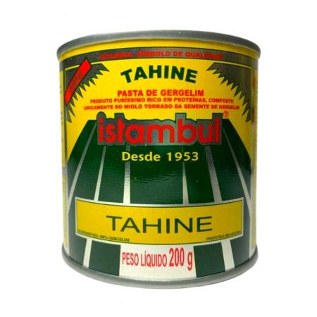 ISTAMBUL TAHINE PASTA 200g